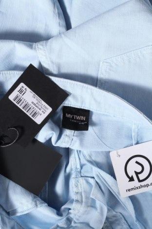 Дамски дънки TWINSET, Размер S, Цвят Син, 98% памук, 2% еластан, Цена 33,80лв.
