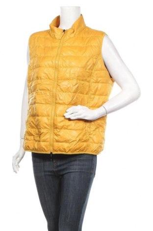 Дамски елек G.W., Размер XL, Цвят Жълт, Цена 63,84лв.