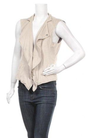 Γυναικείο γιλέκο INC International Concepts, Μέγεθος XL, Χρώμα  Μπέζ, 88% πολυεστέρας, 12% ελαστάνη, Τιμή 5,61€