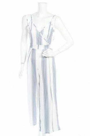 Γυναικεία σαλοπέτα, Μέγεθος XL, Χρώμα Λευκό, 65% πολυεστέρας, 35% βαμβάκι, Τιμή 17,73€