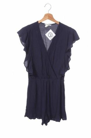Γυναικεία σαλοπέτα H&M, Μέγεθος XS, Χρώμα Μπλέ, Τιμή 5,68€