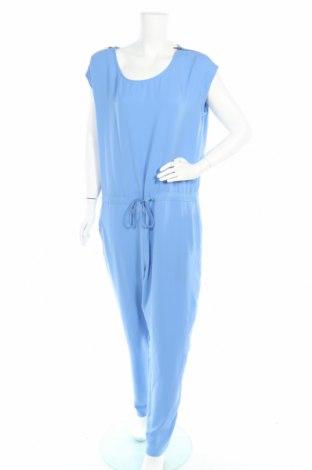 Γυναικεία σαλοπέτα Numph, Μέγεθος L, Χρώμα Μπλέ, Πολυεστέρας, Τιμή 26,43€