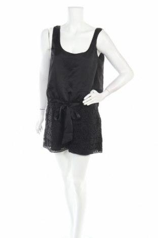Дамски гащеризон Suzy Shier, Размер L, Цвят Черен, Полиестер, Цена 25,94лв.