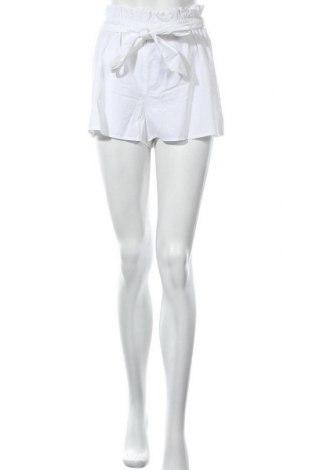 Γυναικείο κοντό παντελόνι ASOS, Μέγεθος XS, Χρώμα Λευκό, Βαμβάκι, Τιμή 19,77€