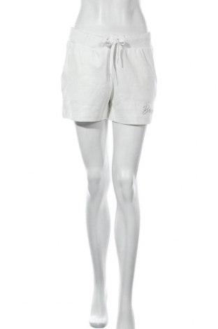 Γυναικείο κοντό παντελόνι Bench, Μέγεθος L, Χρώμα Λευκό, 100% βαμβάκι, Τιμή 9,56€