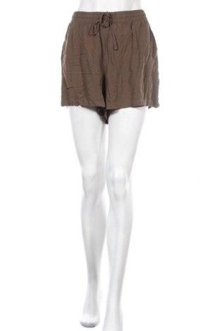 Γυναικείο κοντό παντελόνι Blue Motion, Μέγεθος L, Χρώμα Πράσινο, Βισκόζη, Τιμή 7,18€
