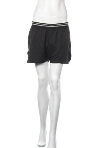 Γυναικείο κοντό παντελόνι Crane, Μέγεθος XL, Χρώμα Μαύρο, Πολυεστέρας, Τιμή 7,18€
