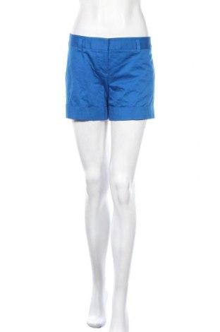 Γυναικείο κοντό παντελόνι Express, Μέγεθος M, Χρώμα Μπλέ, 99% βαμβάκι, 1% ελαστάνη, Τιμή 4,32€