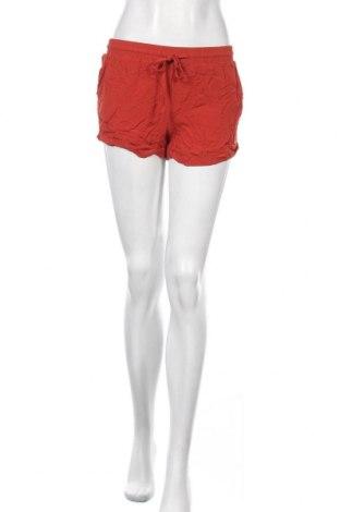 Γυναικείο κοντό παντελόνι Forever 21, Μέγεθος S, Χρώμα Κόκκινο, Βισκόζη, Τιμή 7,27€