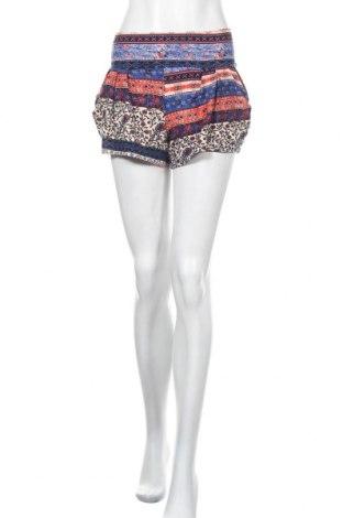 Γυναικείο κοντό παντελόνι G:21, Μέγεθος S, Χρώμα Πολύχρωμο, 88% πολυεστέρας, 12% ελαστάνη, Τιμή 4,97€