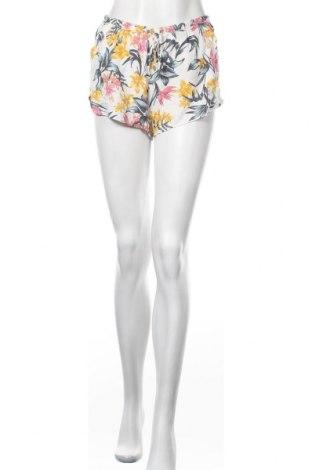 Γυναικείο κοντό παντελόνι H&M Divided, Μέγεθος M, Χρώμα Πολύχρωμο, Βισκόζη, Τιμή 4,77€