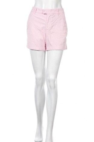 Дамски къс панталон H&M L.O.G.G., Размер M, Цвят Розов, 98% памук, 2% еластан, Цена 12,60лв.
