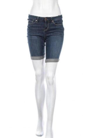 Γυναικείο κοντό παντελόνι H&M L.O.G.G., Μέγεθος S, Χρώμα Μπλέ, 99% βαμβάκι, 1% ελαστάνη, Τιμή 8,18€