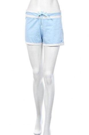 Γυναικείο κοντό παντελόνι Nike, Μέγεθος S, Χρώμα Μπλέ, 97% βαμβάκι, 3% ελαστάνη, Τιμή 8,77€
