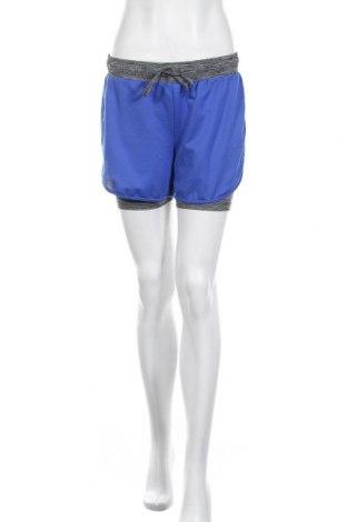 Γυναικείο κοντό παντελόνι Powerzone, Μέγεθος M, Χρώμα Μπλέ, 90% πολυεστέρας, 10% ελαστάνη, Τιμή 6,72€