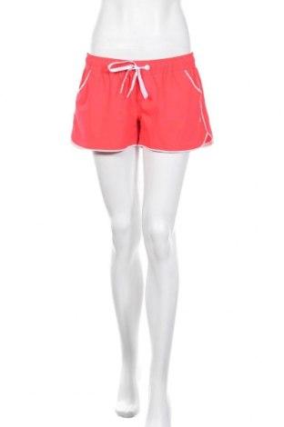 Дамски къс панталон Rip Curl, Размер L, Цвят Червен, 86% полиестер, 14% еластан, Цена 16,38лв.