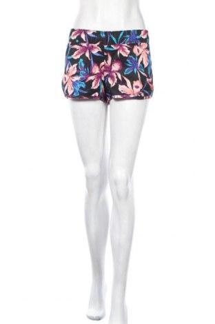 Γυναικείο κοντό παντελόνι Roxy, Μέγεθος L, Χρώμα Πολύχρωμο, Πολυεστέρας, Τιμή 16,42€