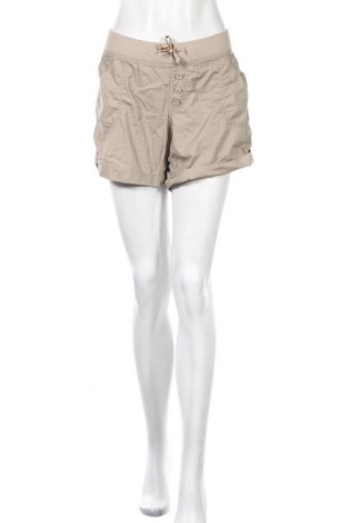 Дамски къс панталон Takko Fashion, Размер M, Цвят Бежов, Памук, Цена 10,40лв.