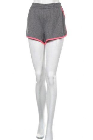 Γυναικείο κοντό παντελόνι Under Armour, Μέγεθος XL, Χρώμα Γκρί, Πολυεστέρας, Τιμή 11,74€