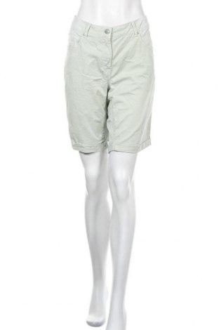 Γυναικείο κοντό παντελόνι Up 2 Fashion, Μέγεθος XL, Χρώμα Πράσινο, 98% βαμβάκι, 2% ελαστάνη, Τιμή 11,11€
