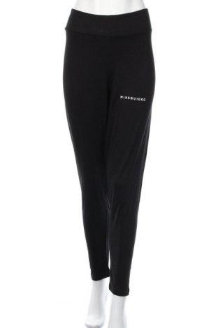 Дамски клин Missguided, Размер XL, Цвят Черен, 94% вискоза, 6% еластан, Цена 22,00лв.