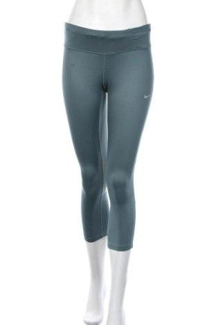 Дамски клин Nike, Размер S, Цвят Зелен, 86% полиестер, 14% еластан, Цена 39,90лв.