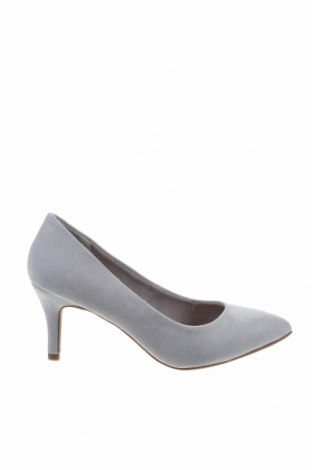 Дамски обувки Anna Field, Размер 40, Цвят Сив, Текстил, Цена 27,56лв.