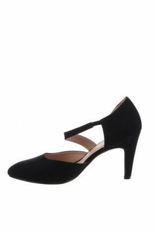 Дамски обувки Anna Field, Размер 41, Цвят Черен, Текстил, Цена 26,64лв.