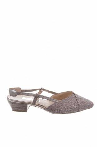 Дамски обувки Gabor, Размер 35, Цвят Розов, Текстил, естествена кожа, Цена 49,05лв.