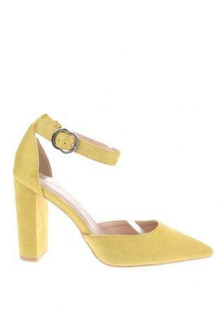 Dámské boty  Glamorous, Velikost 41, Barva Žlutá, Textile , Cena  660,00Kč