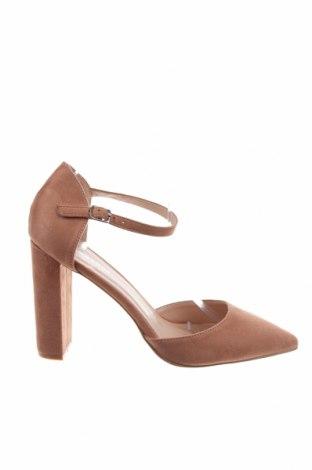Дамски обувки Glamorous, Размер 41, Цвят Розов, Текстил, Цена 44,84лв.