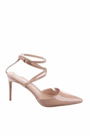 Γυναικεία παπούτσια Glamorous, Μέγεθος 41, Χρώμα Ρόζ , Δερματίνη, Τιμή 10,04€