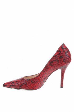 Γυναικεία παπούτσια Hogl, Μέγεθος 37, Χρώμα Κόκκινο, Γνήσιο δέρμα, Τιμή 36,96€