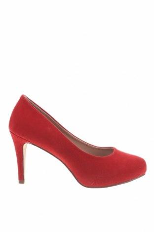 Дамски обувки Madden Girl, Размер 36, Цвят Червен, Текстил, Цена 41,44лв.