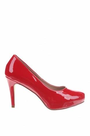 Дамски обувки Madden Girl, Размер 36, Цвят Червен, Еко кожа, Цена 42,58лв.