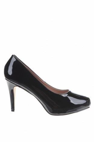 Γυναικεία παπούτσια Madden Girl, Μέγεθος 36, Χρώμα Μαύρο, Δερματίνη, Τιμή 26,41€