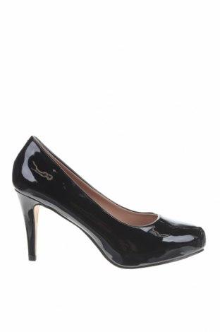 Γυναικεία παπούτσια Madden Girl, Μέγεθος 38, Χρώμα Μαύρο, Δερματίνη, Τιμή 26,03€