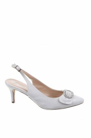 Γυναικεία παπούτσια Paradox London, Μέγεθος 41, Χρώμα Λευκό, Κλωστοϋφαντουργικά προϊόντα, Τιμή 22,27€