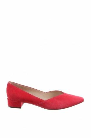 Γυναικεία παπούτσια Peter Kaiser, Μέγεθος 41, Χρώμα Ρόζ , Φυσικό σουέτ, Τιμή 38,95€