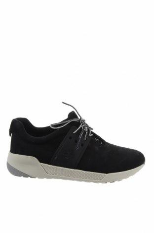 Γυναικεία παπούτσια Timberland, Μέγεθος 41, Χρώμα Μαύρο, Γνήσιο δέρμα, πολυουρεθάνης, Τιμή 56,45€