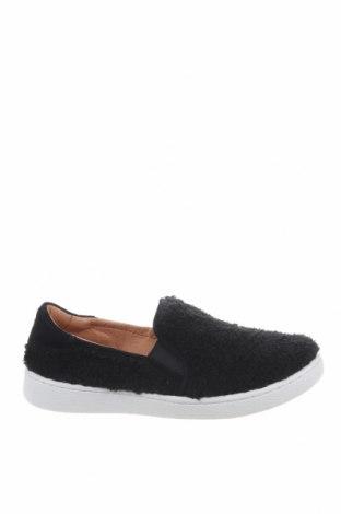 Дамски обувки UGG Australia, Размер 36, Цвят Черен, Текстил, естествен велур, Цена 41,00лв.