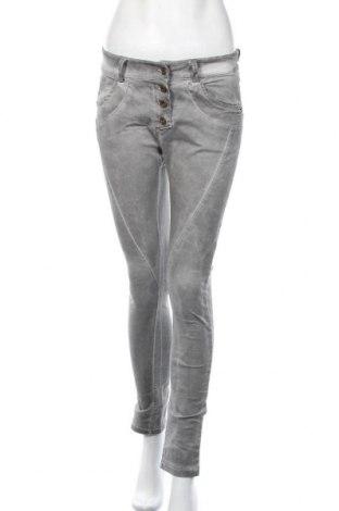 Дамски панталон, Размер XS, Цвят Сив, Цена 6,30лв.