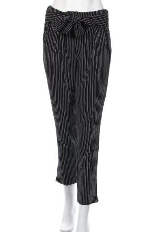 Γυναικείο παντελόνι Ardene, Μέγεθος L, Χρώμα Μαύρο, 95% πολυεστέρας, 5% ελαστάνη, Τιμή 6,14€