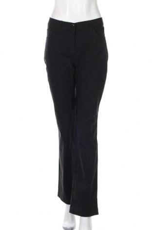 Дамски панталон Biaggini, Размер M, Цвят Черен, 70% вискоза, 27% полиамид, 3% еластан, Цена 6,83лв.