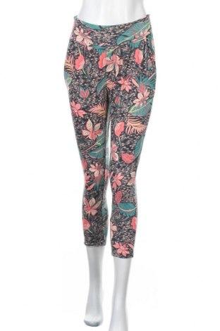 Дамски панталон Chiemsee, Размер S, Цвят Многоцветен, 95% вискоза, 5% еластан, Цена 52,56лв.