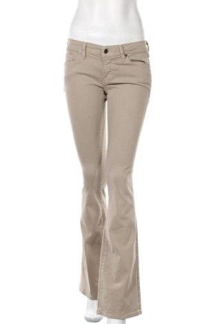 Дамски панталон Citizens Of Humanity, Размер S, Цвят Кафяв, 98% памук, 2% еластан, Цена 111,75лв.