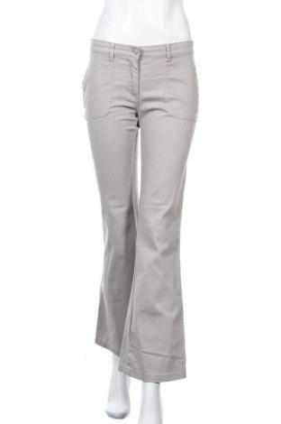 Дамски панталон Clockhouse, Размер S, Цвят Бежов, 98% памук, 2% еластан, Цена 6,83лв.