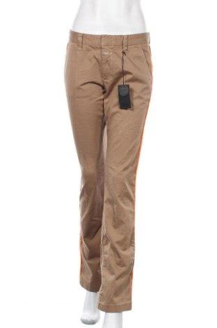Дамски панталон Closed, Размер M, Цвят Кафяв, Памук, Цена 28,62лв.