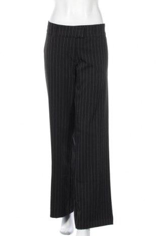 Дамски панталон Elle Nor, Размер L, Цвят Черен, 94% полиестер, 5% еластан, 1% вискоза, Цена 6,83лв.