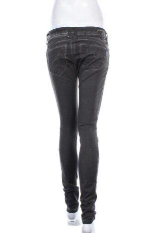 Дамски панталон Gang, Размер S, Цвят Сив, 60% лиосел, 38% памук, 2% еластан, Цена 23,85лв.